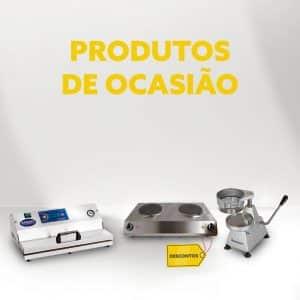 Produtos de Ocasião